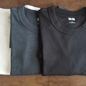 アラフォー大人女子初めて〈ユニクロのTシャツ〉を買う。