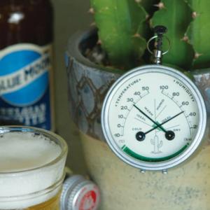 インテリアにこだわる人の温度計・湿度計〚温湿度計〛おすすめ15選