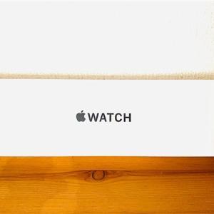 アップルウォッチSEを購入!!