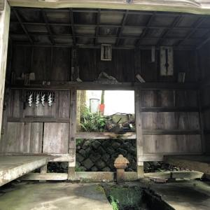新潟の小京都「加茂市」の青海神社