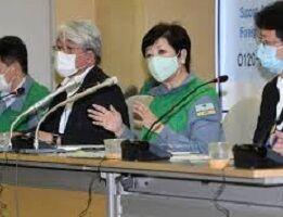 『東京都コロナ感染者数』3日連続100人越え、収まる見込み無し?東京封鎖に向けて・・・