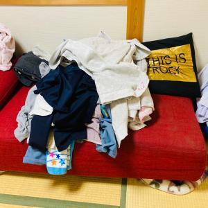 どうして洗濯物は次から次へと湧いてくるのか