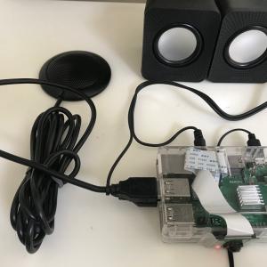 Raspberry PiにAlexaをインストールしてみる(ウェイクワードエンジン変更・感度調整・systemd設定)