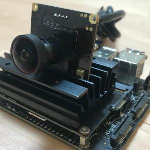 NVIDIA Jetson nanoで 4Kカメラは扱えるか? GPU(CUDA)を使った魚眼レンズ補正処理の性能を徹底検証