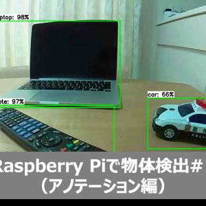 Raspberry Piで、オリジナルの学習モデルを使った物体検出(IBM Cloud Annotationsを用いたアノテーション編)[1/4]