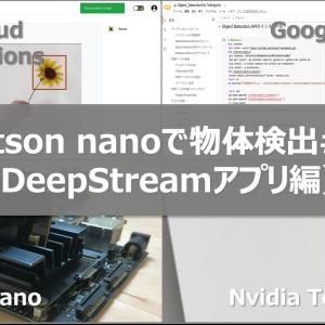 Jetson nanoで、オリジナルの学習モデルを使った物体検出[4/5]   〜DeepStreamアプリを使いこなす〜