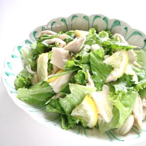 鶏ささみのレモンサラダ<246kcal>
