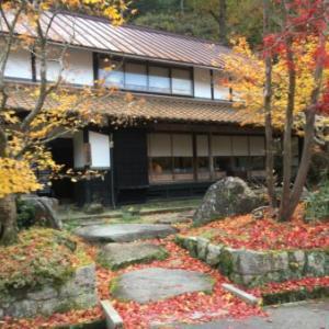 ときわすれ清水屋(鳥取県日南町菅沢)