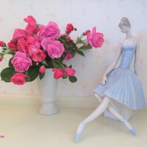 花瓶 バラ Vase, and Rose