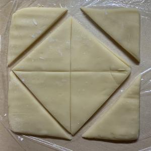 先行体験レシピ №009:クッキーの中の三角形をさがせ!