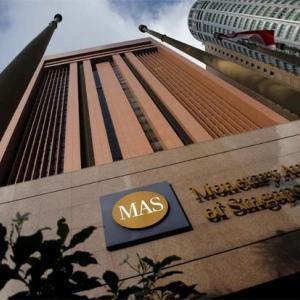 シンガポールMAS銀行の調査開始。