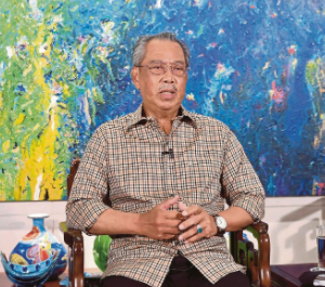 マレーシア首相、陰性確認。自主隔離終了しました。