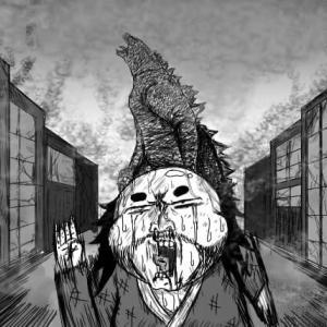[ネタバレあり]海外でイメチェン「GODZILLA ゴジラ」感想紹介![映画]