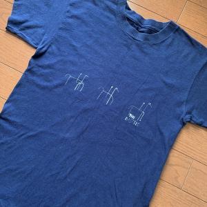 お気に入りのTシャツとパステルズ