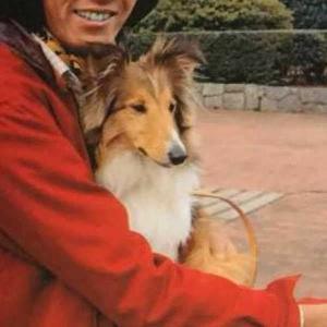 ヒデキと愛犬ロッキーそして父も…