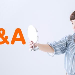 【Q&A】美顔ヨガをしている間、シワができてしまいます。どうしたらいいですか?
