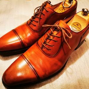 [革]42nd Royal Highlandの靴にピッタリなシューキーパー
