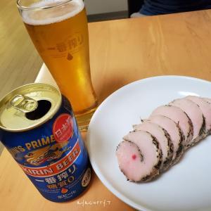 【番外編】鶏むね肉ハムでのディナー