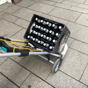 ビールをケース買いできるのがうれしいドイツ