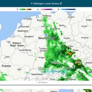 ゲッティンゲンの天候 〜今まで住んだ地域と比べて