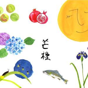【季節】二十四節気「芒種(ぼうしゅ)」五穀豊穣にまつわる祭事