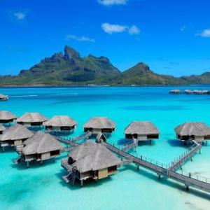 【旅行】神々の楽園『タヒチ・ボラボラ島』