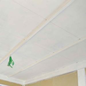 ムラが出ない!ワンタッチコテバケ:イナゴ天井のペンキ塗り