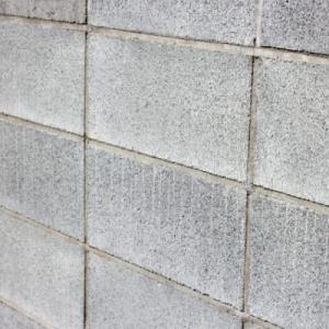 土留めのためのブロック塀施工①:なぜブロック塀なのか