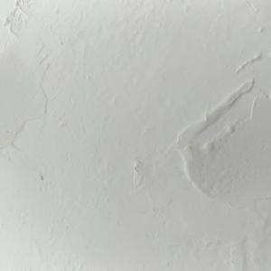 壁の漆喰塗り⑥:アクへの対処、白い漆喰壁の完成
