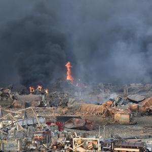 「これは混迷が続く中東の縮図なのか、それとも事故だったのか」 ~かつて中東のパリと呼ばれたレバノンで起きた大爆発について、今思うこと。あくまでも今、、