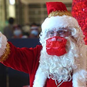 【新型コロナウィルス第三派と困窮するスラムの生活、そしてクリスマス】 ~それでも教会でみんなで集ってミサとかしちゃうんだろうなあ、、、(#フィリピンは10月からクリスマス #コロナウィルスの特性 #マスクサンタ)