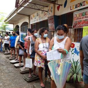 【たとえささやかな支援でも、今その時、本当に必要な支援を】 ~コロナ渦のスラムを襲った大火災への緊急支援・NGOの活動紹介~  (#フィリピンセブ #国際協力NGO #SDGs #新型コロナウィルスと災害 #クラウドファンディング)