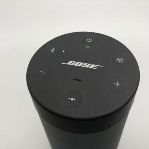 【ミュージック】家でも外でもいい音が楽しめる♪ Bose の Bluetooth speaker