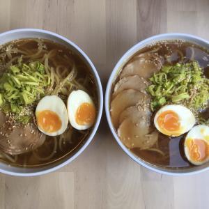 自家製醤油ラーメン〜フランス留学 節約自炊生活レシピ〜