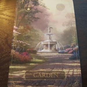 【庭園】のメッセージ/ルノルマンカード占い師宝城あやの