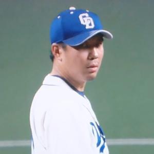 大野雄大の投球に立浪和義氏『インコースが多すぎる』、里崎智也氏『勝負所で内を』