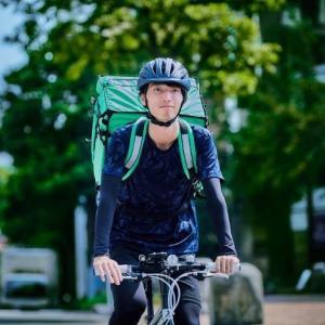 【自転車】初めてのウーバーイーツ配達パートナー体験記【売上も発表】