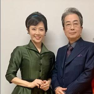 岡江久美子の娘・大和田美帆のSNSが話題に!父・大和田獏との関係に変化も!