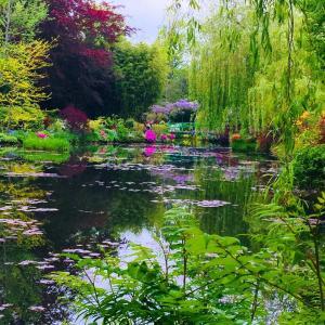 パリから1時間で行けるモネの庭!【ジヴェルニー】