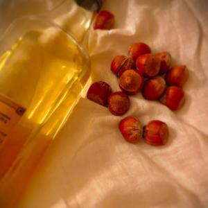 おすすめ!ほんの少しで劇的に美味しくなる、ルブランのヘーゼルナッツオイル。