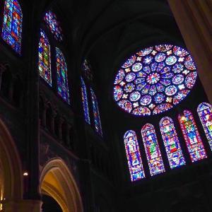 【パリから1時間】日帰りで楽しめる世界遺産! シャルトル大聖堂(シャルトル前編)Cathédrale Notre-Dame de Chartres