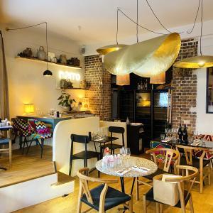 パリ5区のレストラン narro オープンから1年。 1 an depuis l'ouverture de restaurant narro paris 5ème.