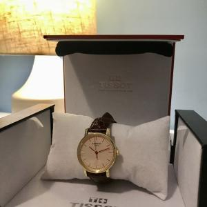 #11 Tissotの腕時計、受け取る?受け取らない?