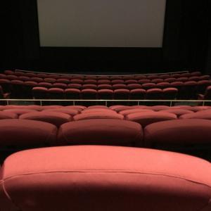 初めての一人映画