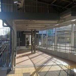【神戸電鉄】2021年03月 大池駅下り新駅舎新築工事完了!今後は上り現行駅舎建て替え&駅前再整備へ!