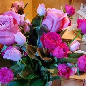 お供え花(ू•᎑•ू❁)