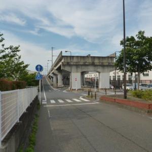 新しくなった片瀬江ノ島駅を見に行ってこよう。道に迷い10km1時間ロス。3/3