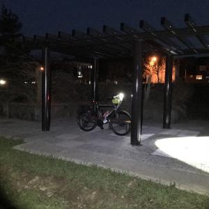 自転車用のライト、どんなのが好きですか?