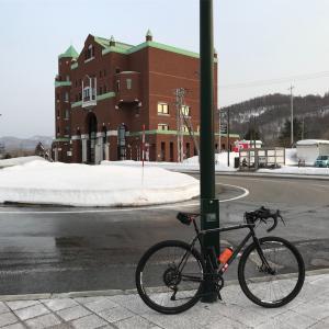 さあ、いよいよ雪国北海道赤平市にも春が来た感じ。今年こそブルベに初挑戦しちゃいますよ!