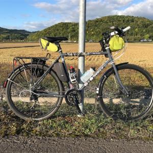 こういう自転車の楽しみ方もあるかもね。Plant Hunting 2021.09.25
